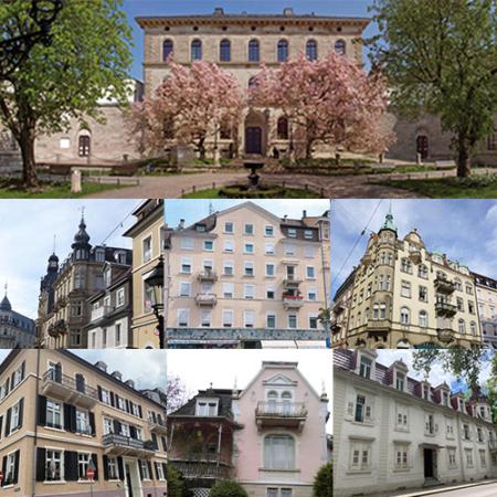 Stadtensemble Baden-Baden