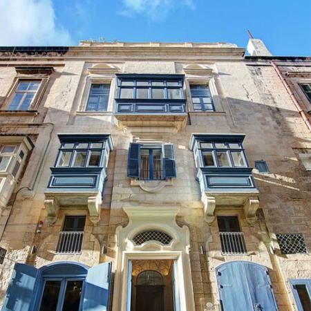 Palazzino La Valletta, Malta