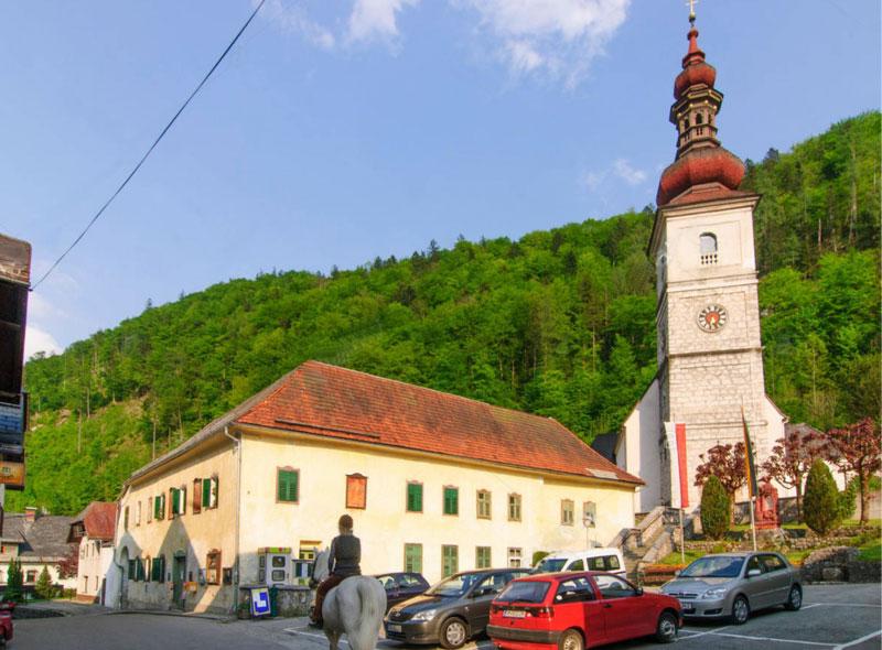 Marktricherhaus